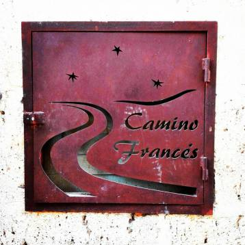 cammino francese