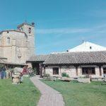 viaggiare-zaino-in-spalla-albergue-boadilla-del-camino-ingresso