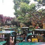 viaggiare-zaino-in-spalla-albergue-boadilla-del-camino-ristorante