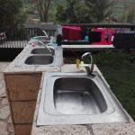 viaggiare-zaino-in-spalla-albergue-cordenuela-riopico-lavanderia