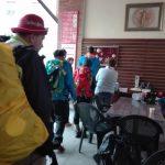 viaggiare-zaino-in-spalla-albergue-leon-ingresso