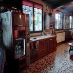 viaggiare-zaino-in-spalla-albergue-najera-cucina