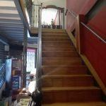 viaggiare-zaino-in-spalla-albergue-najera-scale