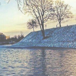 viaggiare-zaino-in-spalla-copenaghen-kastellet-con la neve