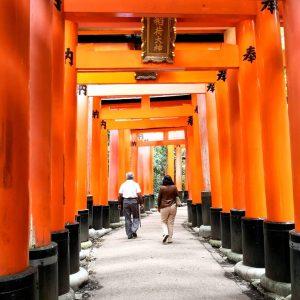 viaggiare-zaino-in-spalla-giappone-fushimi- Inari