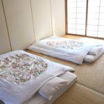 viaggiare-zaino-in-spalla-giappone-futon