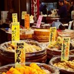 viaggiare-zaino-in-spalla-giappone-mercato-kyoto-5