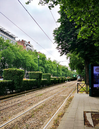 viaggiare-zaino-in-spalla-bruxelles-tram