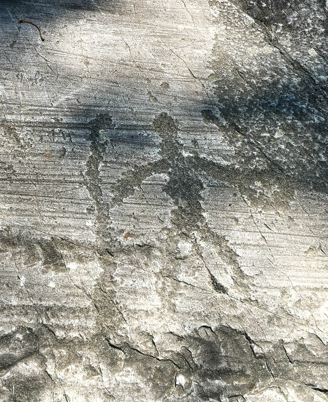 incisioni rupestri valcamonica guerriero
