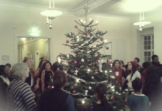 albero di natale secondo la tradizione danese