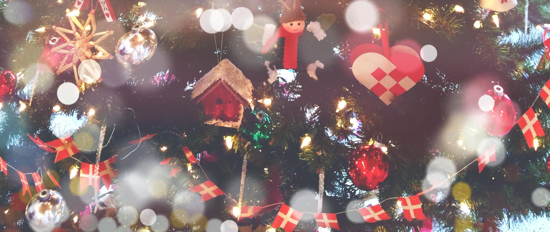 decorazioni albero di natale danese banner