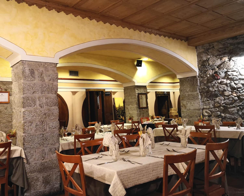 ristorante Corte di Bacco a Edolo 1