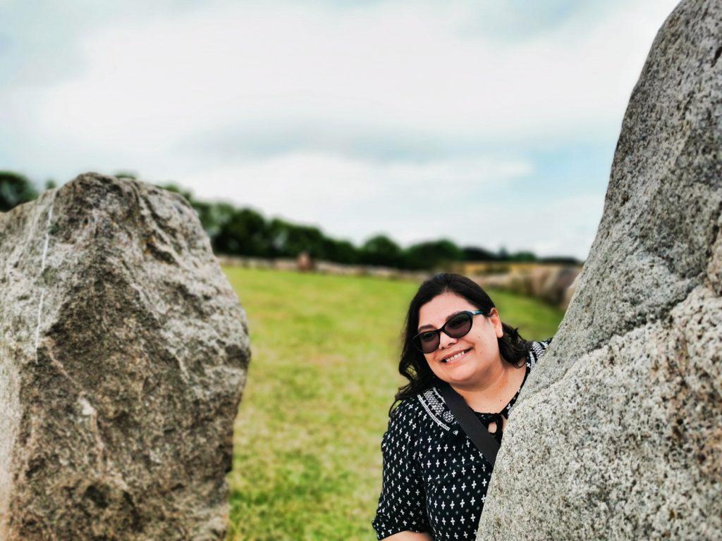 Stone sito megalitico in Danimarca